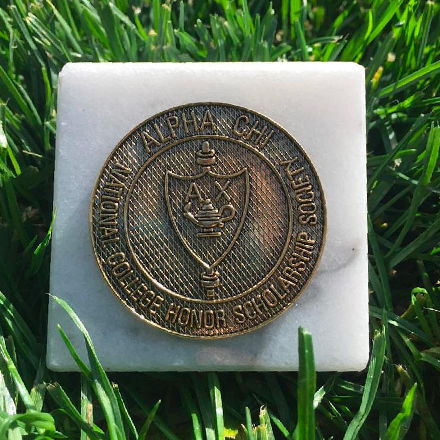 Alpha Chi Honor Society St. Edward's